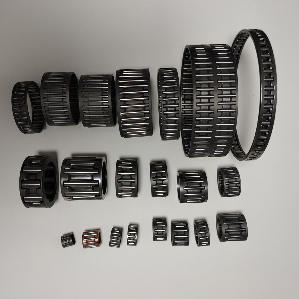 C Inch Needle Roller and Cage Assembly Bearings