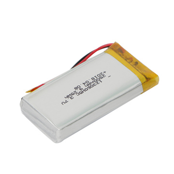 Finely Processed 123060 3.7V 2500mAh Lithium Polymer Battery