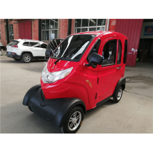 New Design Four Seats Adult Electric Car for Family