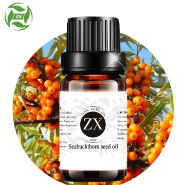 100% Natural Pure Cold Pressed Seabuckthorn Seed Oil