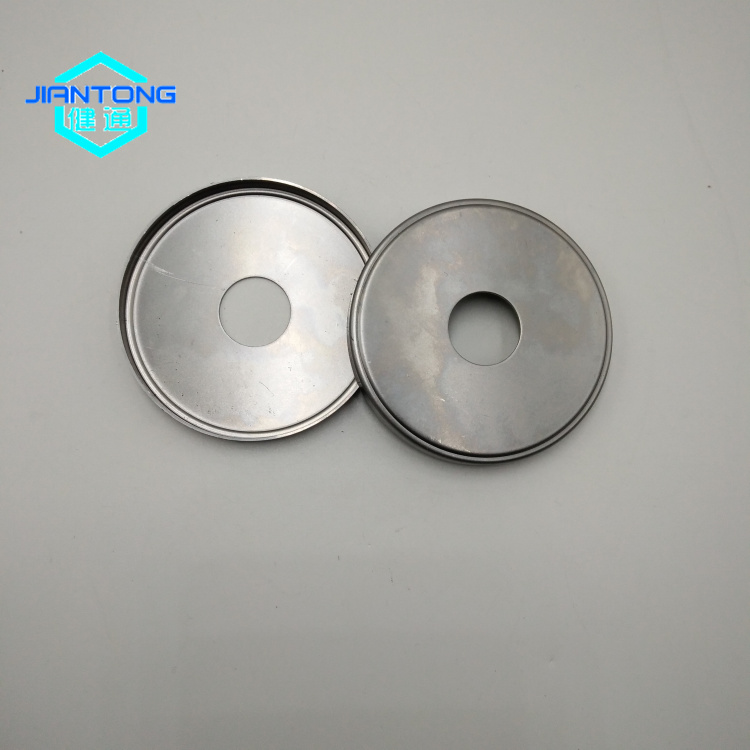 custom deep drawing stainless steel stamping part