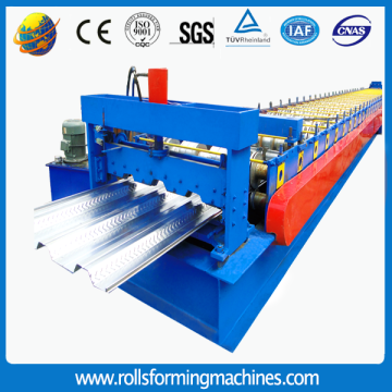 Hot sale steel deck floor roll forming machine