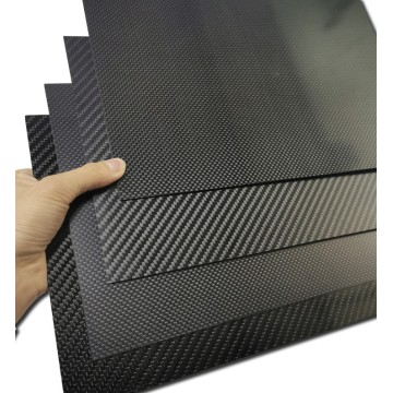 3K Real Carbon Fiber Plate Panel Sheets