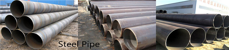 large steel pipes