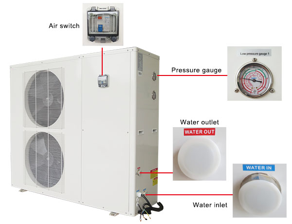 Inverter Heat Pumps Water Heater