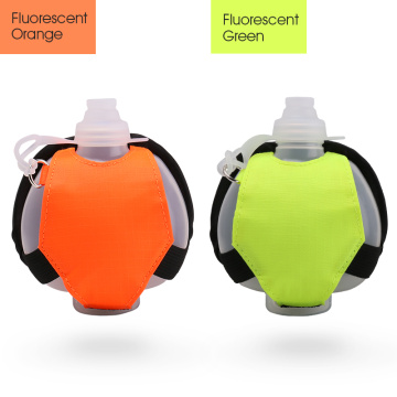 Shining run wrist water bottles