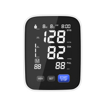 Blood Pressure Promotional Upper Arm Digital High Blood Pressure Monitoring Device