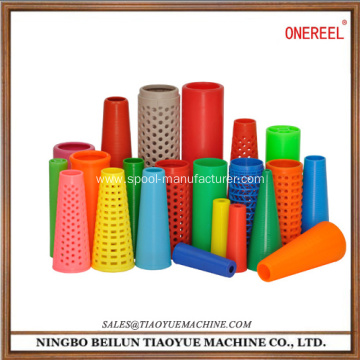 Plastic Yarn Perforated Spools