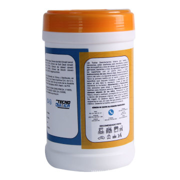 Non-Woven Fabric Disposable Clean Alcohol Wet Wipes