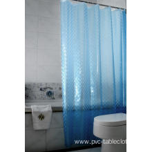 3D EVA Shower Curtain Decor Ideas