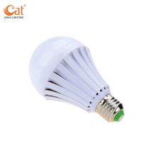 12W rechargeable intelligent LED emergency bulb