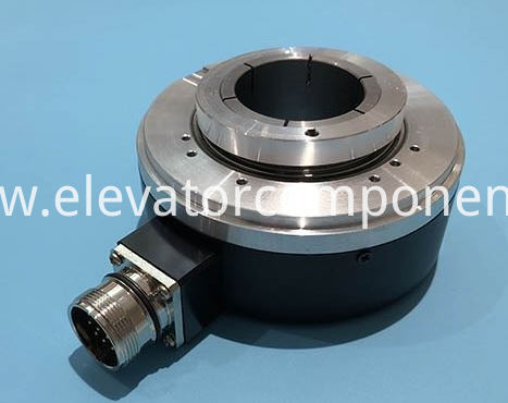 Rotary Encoder for ThyssenKrupp Elevator Traction Machine EC100RP38-L5TR-4096