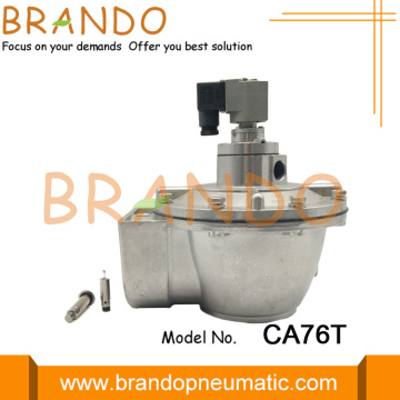 Goyen Type Right Angle 3'' Pulse Valve CA76T