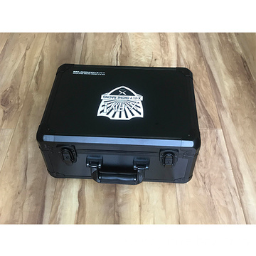 Aluminum Gun Box With Egg Shape Foam Inside