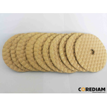 5inch Dry Diamond Polishing Pad