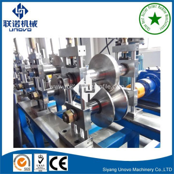 Car bumper roll forming machine
