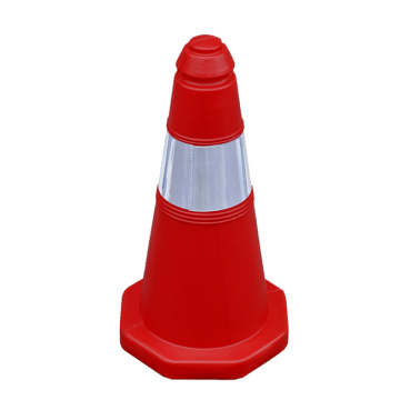 Red Small PE Traffic Cone