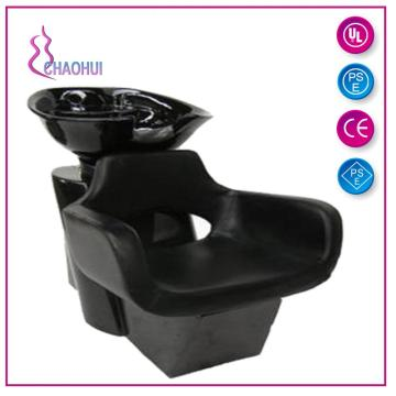 Shampoo bowl and chair used