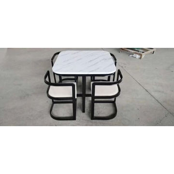DINING TABLE SET SQUARE