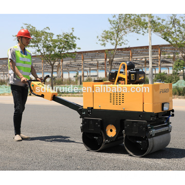 800kg Hydraulic Hand Manual Vibratory Roller