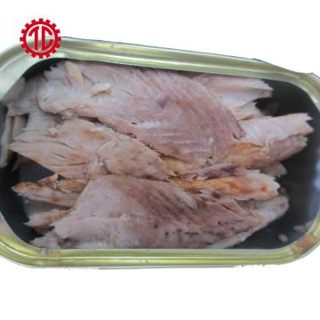 Canned Tuna Loin In Vegetable Oil Club Can