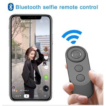 Mini One-click Selfie Shutter Release Button Camera Controller Stick For Selfie Accessory Photo Control Bluetooth Remote Button
