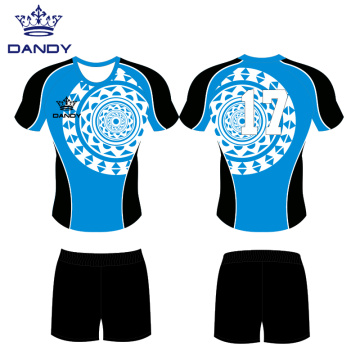 Custom fashionable high quality rugby jersey