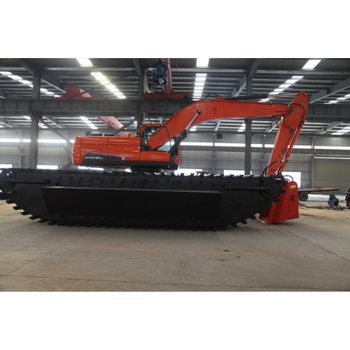 Medium Hydraulic Amphibious Excavator