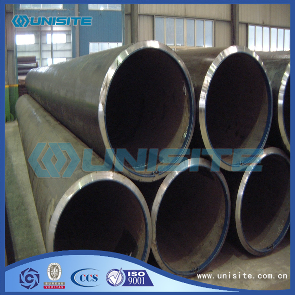 Industrial black steel pipe