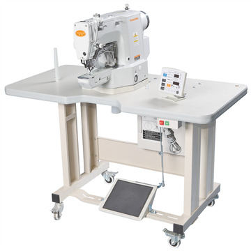 Electric bar taker sewing machine