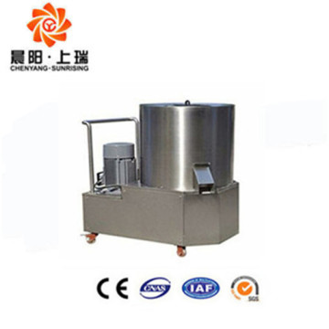 Single screw chewing dog chewing pet food machines