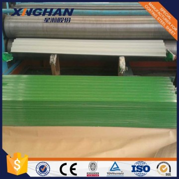 Color Coated Zinc Corrugated Roofing Sheet