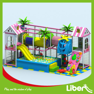 Residential indoor amusement playground