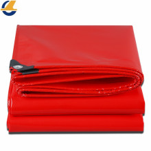 Lightweight Vinyl Coated Polyester Canvas Tarps
