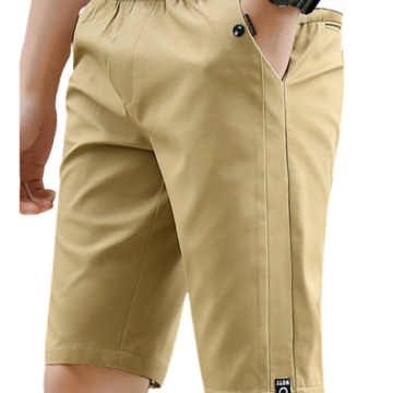 Mens Summer Fashion Casual Cotton Short Pants