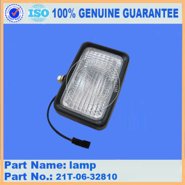 PC300-8 WORK LAMP 21T-06-32810