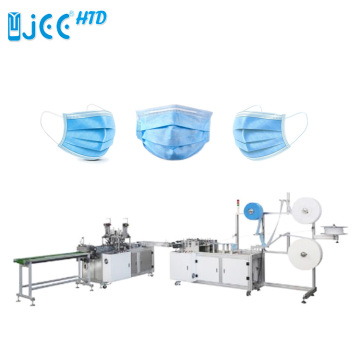 Professional Automatic Medical Face Mask Earloop Machine