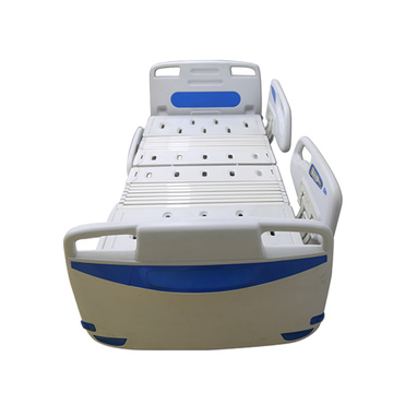 Multifunction electro ICU bed