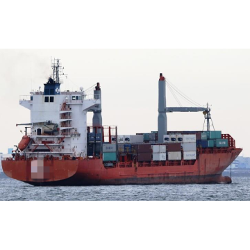 23679 DWT Container vessel build in 2004