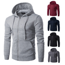 Active Muscle Bodybuilding Fitness Zip Jackets