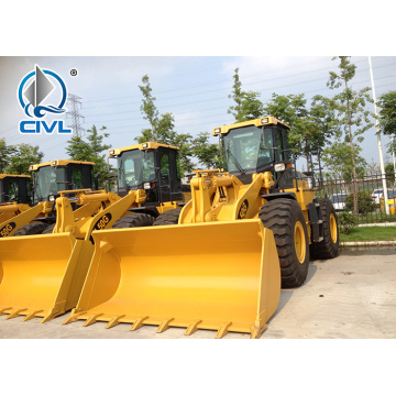 Cost-effective wheel mini XCMG LW160kv loader