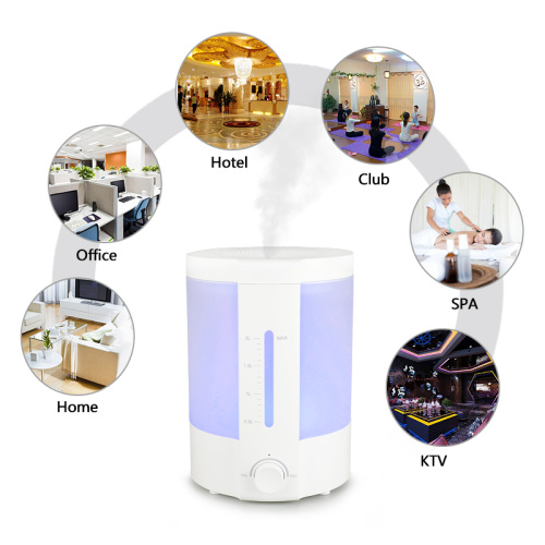 Home Appliances 2l Top Fill Humidifier Essential Oil