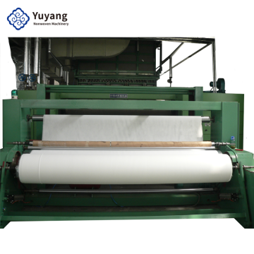 2020 fully automatic non woven machine