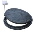 High Quality Fiberglass Composite SMC Manhole Cover