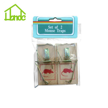 2 Pack Spring Loaded Mouse Trap