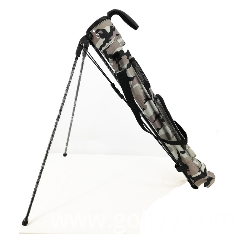 Hot light and wear-resistant polyester golf bracket bag