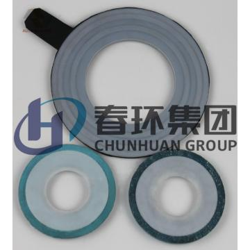 Rubber EPDM Coated PTFE/Teflon Sealing gasket