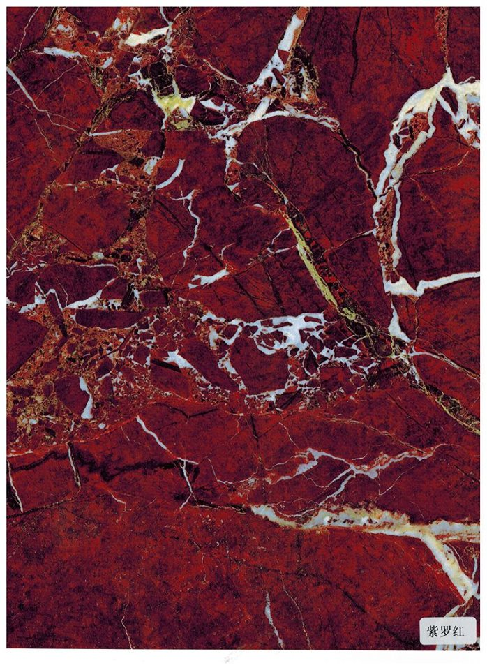 Good Quality No Smell Marble PVC Sheet