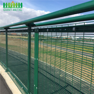 2018 Factory 358 Security Fence Anti Climb Fence