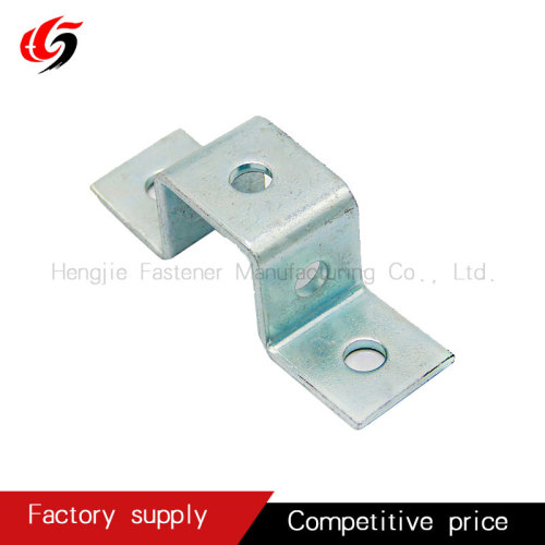 High quality heavy duty steel stamping U-shaped bracket